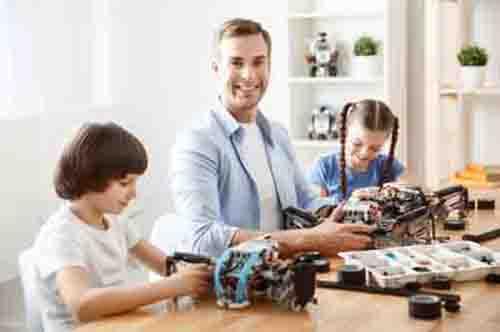 Roboter Schnaeppchen Roboter-bauen