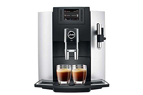 Kaffeemaschine Jura E8 Platin Kaffeevollautomat